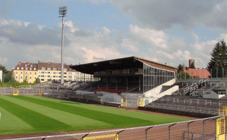 097 Stadion 3 Liga 03462 Haupttribuene