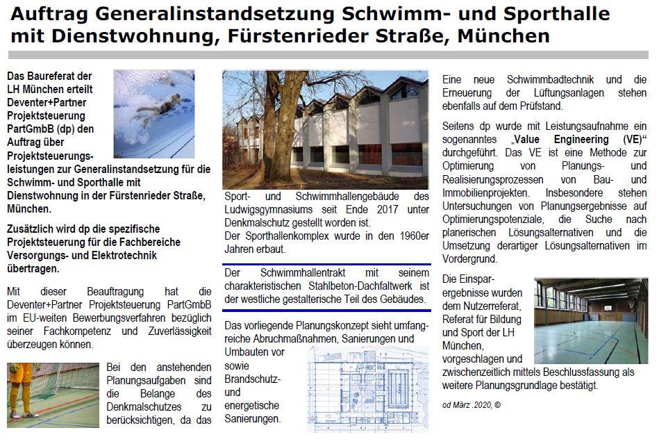 FÜR - GI Schwimm-u.Sporthalle
